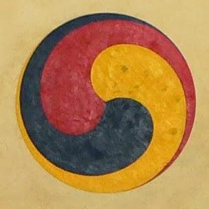 symbol of the Trikaya