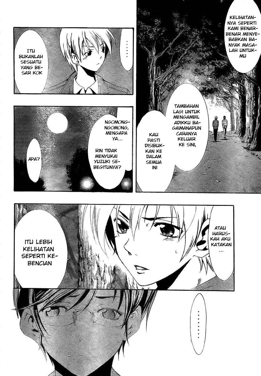 Komik kimi no iru machi 30 page 4