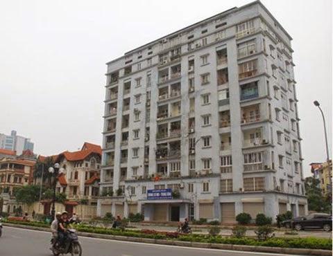 Chung cư Hà Nội: Các căn hộ diện tích nhỏ dễ bán và có giá cao hơn