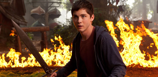 Percy Jackson Sea of Monsters HD Watch