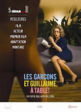 Les garçons et Guillaume a table (2013) [Vose]