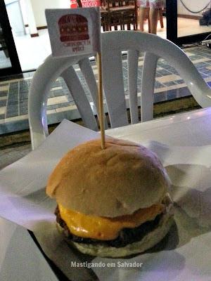 Cine Burger: Hambúrguer Queridinhos da América
