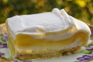 lemon cream cheese dessert