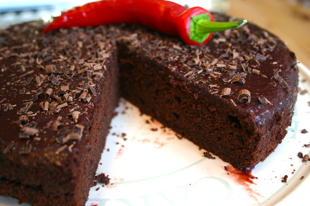 Belleau Kitchen: chili chocolate orange cake - we should cocoa