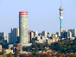 Jag bor i Johannesburg...