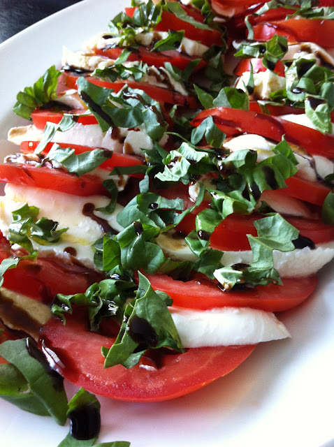 Playing With My Food, Humour, Humor, Funny, Food Blog, Caprese Salad, Italian, Tomato, Basil, Mozzarella Cheese, Balsamic, Olive Oil