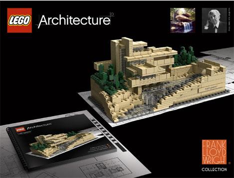 Lego Architecture Fallingwater5