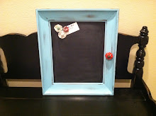 Sold-magnetic chalkboard