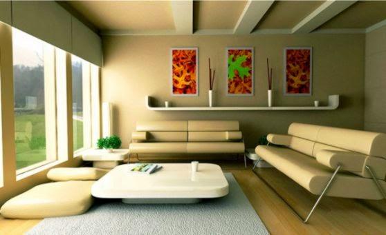 10 Kumpulan Desain Interior Rumah Minimalis 3D   DesainIC