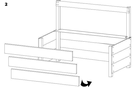 Como hacer un baul con palets taringa for Listones de madera para palets