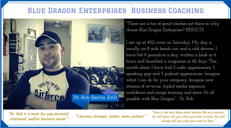 Blue Dragon Business Coaching