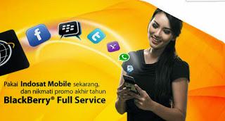 Paket BB Indosat