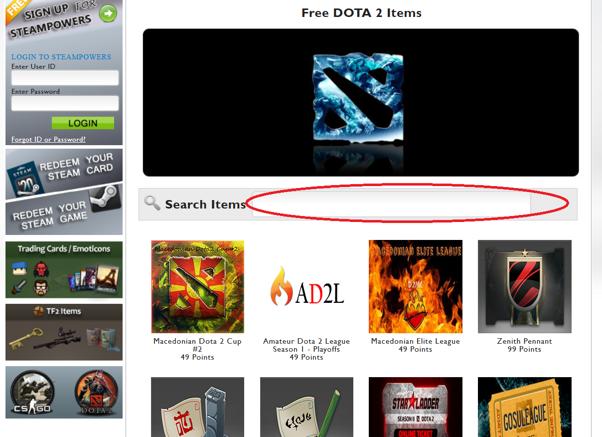 how to add dota 2 to steam