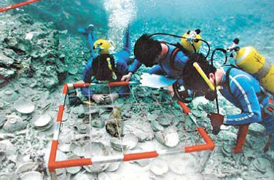 China building first vessel for underwater archaeology