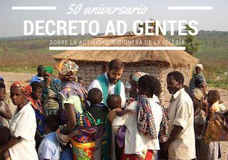 La 68 Semana de Misionología de Burgos se centrará en el estudio del Decreto Ad Gentes en su 50 aniversario