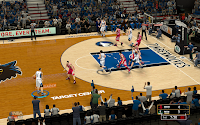 NBA 2K13 Minnesota Timberwolves Court Patch