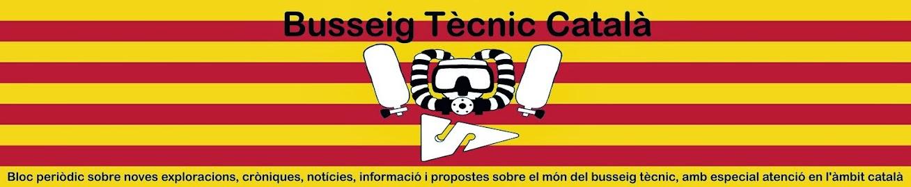 Busseig Tècnic Català