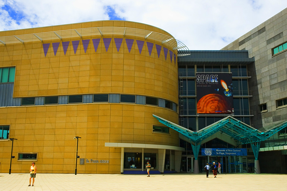 These Are The 25 Best Museums In The World - Te Papa Tongarewa
