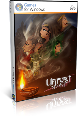 Unrest [PC-GAME][Aventura]
