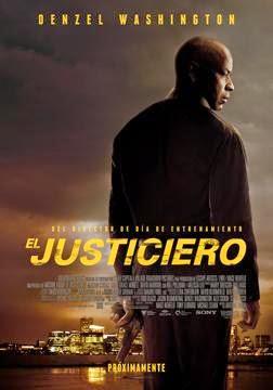 El Justiciero en Español Latino
