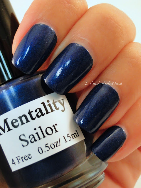 Mentality Sailor