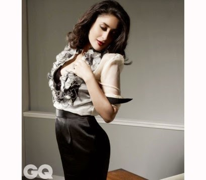 Kareena Kapoor Heat It Up in GQ India March 2015 Photoshoot