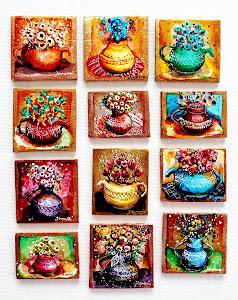 Tablouri Miniaturale ( Magneti )