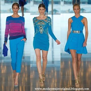 azul moda que marcara