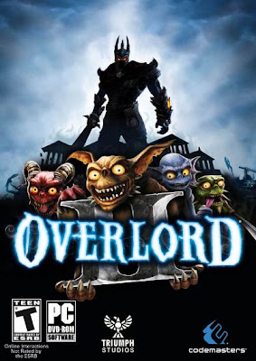 Overlord II PC Cover