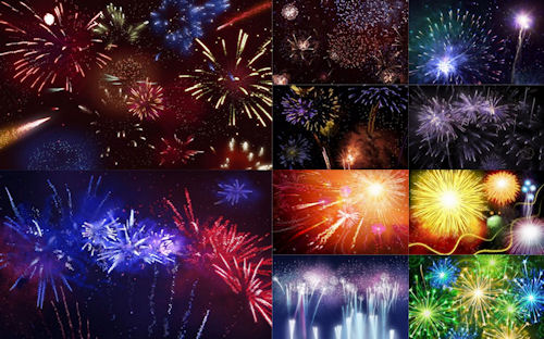 Fuegos artificiales - Fireworks