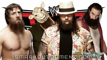 Will Daniel Bryan join Wyatt Family at TLC 2013 PPV?