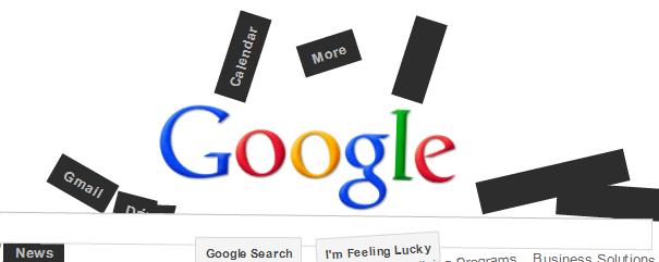 Easter Eggs Google Gravity