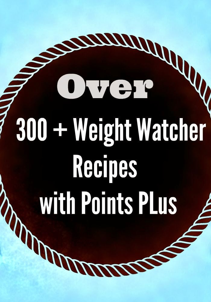 Over 300+ Weight Watcher Recipes