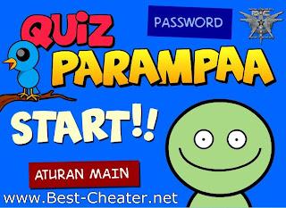 """Game """"Quiz Parampaa"""" dan Jawabannya"""