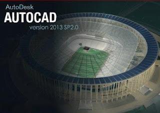 Autodesk AutoCAD 2013 SP.2.0