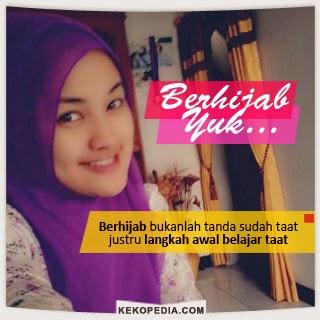 Dp BBM Tentang Hijab