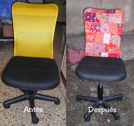 Tapicer a chiqui sillas de oficina - Tapiceria de sillas ...