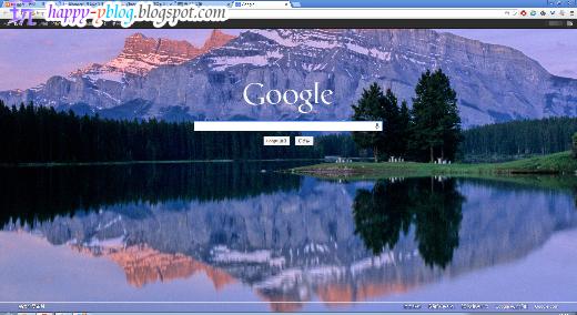 幫Google首頁換漂亮又好看的背景!