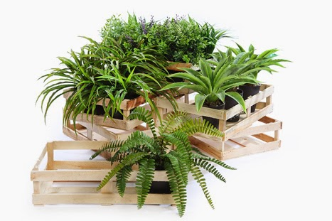 Decoraci n con plantas artificiales - Decoracion plantas artificiales ...