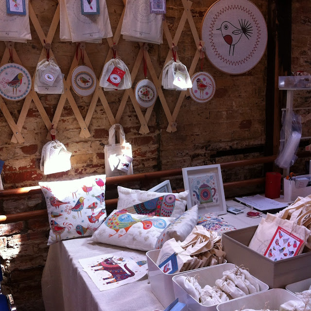 Our stand at Thread 2015