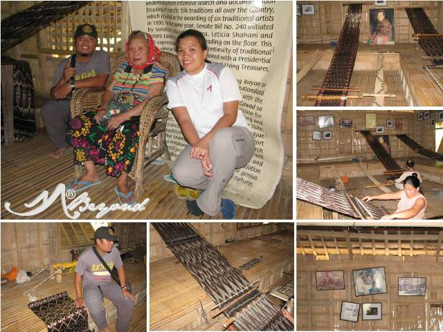 tibolo house at lake sebu, lang dulay weaving house, lang dulay national artist, what to do in lake sebu, around lake sebu, how to go to lake sebu, lake sebu tourist attraction