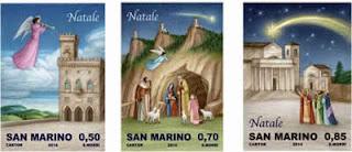 San Marino: Christmas 2014