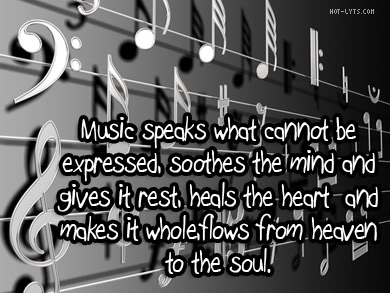 music quotes picture