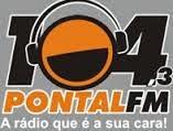 Rádio Pontal FM 104,3 Itabira MG