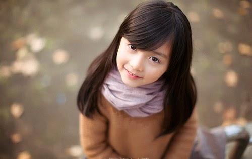 Nét 'thần tiên' hiếm có của cô bé 7 tuổi