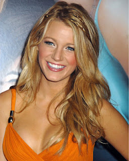 Blake Lively Hairstyle on Blake Lively Long Braided Hairstyles