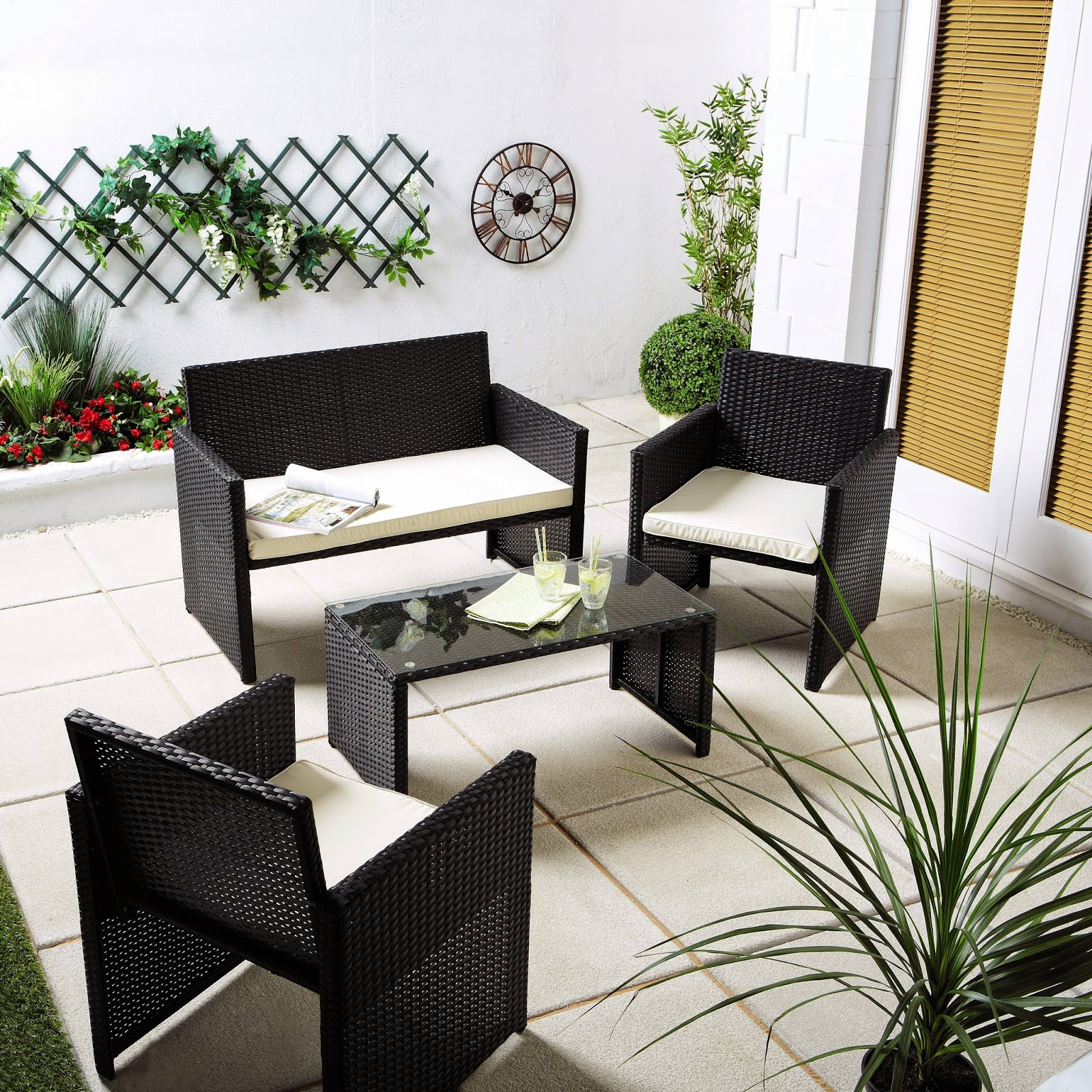 Rattan Furniture Set Only £150 From Aldi