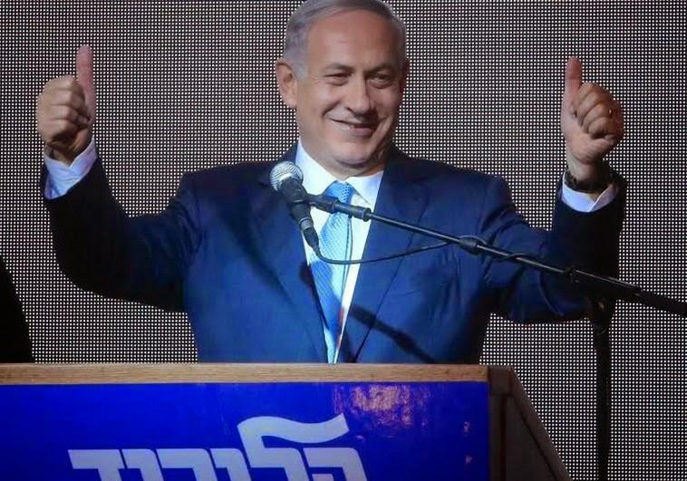Netanyahu recua e admite Estado Palestino