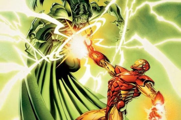 Mandarin (Marvel Comics) Character Review - Vs Iron Man