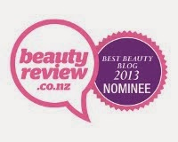 Beauty Review Best Blog Nominee
